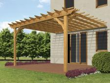 Countryside Wall Mount Pergola