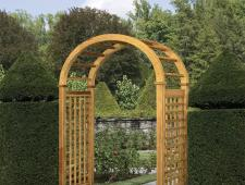New England  Round Top Arbor A03