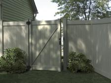 Bufftech Chesterfield Straight Gates